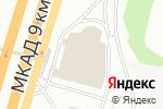 Схема проезда до компании Anex-shop.ru в Москве