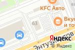 Схема проезда до компании АЗС BP в Москве