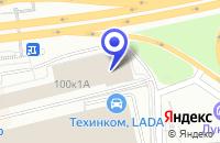 Схема проезда до компании ПТФ АВК СТРОЙ в Москве