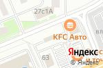Схема проезда до компании Колесо в Москве