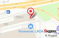 Схема проезда до компании Свой Дом в Москве