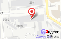Схема проезда до компании Стройинвестконсалт в Москве