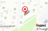 Схема проезда до компании Теплые беседы в Королёве