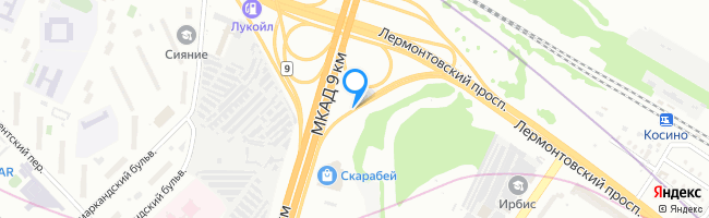 линия Северная 9-я