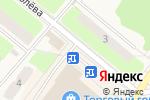 Схема проезда до компании Снежана в Домодедово