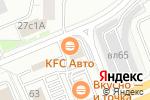 Схема проезда до компании Автосервис на шоссе Энтузиастов в Москве