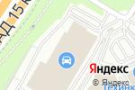Схема проезда до компании Независимость BMW в Котельниках