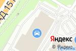 Схема проезда до компании INDEPDIRECT в Котельниках