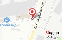 Схема проезда до компании Пункт приема металла в Дзержинском