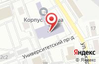 Схема проезда до компании Угреша в Дзержинском