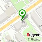 Местоположение компании Адвокатские кабинеты Понкратова С.С., Понкратовой Н.С., Старикова Т.В. и Печенкина Е.В.