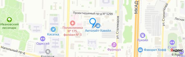 Прокатная улица