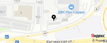 Svt-Auto на карте Москвы