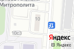 Схема проезда до компании Lodki-tut в Москве