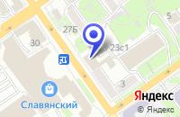 Схема проезда до компании КОМПАНИЯ МЕГАСЕРВИС в Старом Осколе