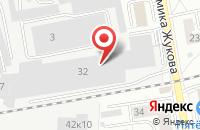 Схема проезда до компании Leader avto в Дзержинском