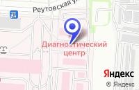 Схема проезда до компании АВТОСЕРВИСНОЕ ПРЕДПРИЯТИЕ ВИКАТЕК в Москве