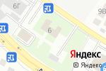 Схема проезда до компании SKOLOVNET.PRO в Пушкино