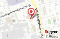 Схема проезда до компании Пожарная часть №11 в Дзержинском
