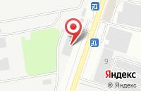 Схема проезда до компании ТПК МЕТКОМЦЕНТР в Дзержинском