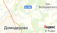 Отели города Котляково на карте