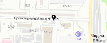 Авто & Mото SERVICE на карте Москвы