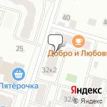 Магазин салютов Пушкино- расположение пункта самовывоза