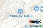 Схема проезда до компании UniMotors в Котельниках