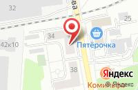 Схема проезда до компании Библиотека семейного чтения в Дзержинском