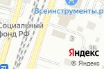 Схема проезда до компании АльфаСтрахование в Пушкино