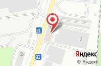 Схема проезда до компании Мид-Лайн в Дзержинском