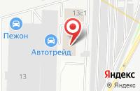 Схема проезда до компании Белмакс в Москве