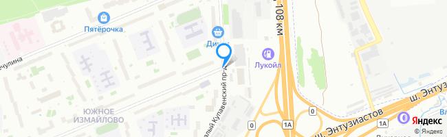 Малый Купавенский проезд