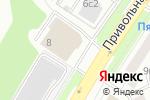 Схема проезда до компании Avtocovrik.ru в Москве