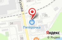 Схема проезда до компании Мебелидоманет в Дзержинском