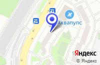Схема проезда до компании МЕБЕЛЬНЫЙ САЛОН. ЛЕНРАУМАМЕБЕЛЬ в Москве