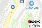Схема проезда до компании Чайна Клуб в Москве