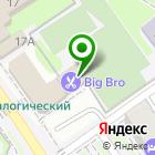 Местоположение компании Кириллица