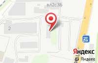 Схема проезда до компании Техно-Град в Дзержинском