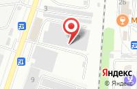 Схема проезда до компании Сет-Сервис в Дзержинском