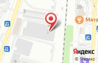 Схема проезда до компании tantal-tyres.ru в Дзержинском