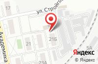 Схема проезда до компании Курс в Дзержинском