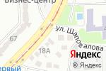 Схема проезда до компании Студия Донбасс в Донецке