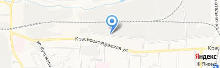 Metallstyles на карте Донецка