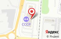 Схема проезда до компании Мебельная Деталь в Дзержинском