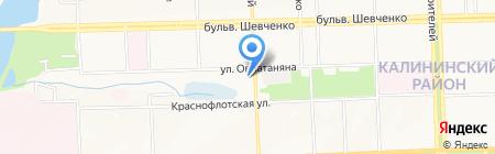 МЕТАЛЛ ТРАНС на карте Донецка