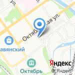 Проектная компания Инженерные технологии на карте Старого Оскола