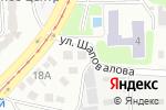 Схема проезда до компании Шиномонтажная мастерская, СПД Шильдберг А.Г. в Донецке