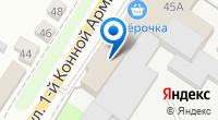 Компания Автоклуб на карте