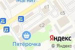 Схема проезда до компании Южный двор в Растуново